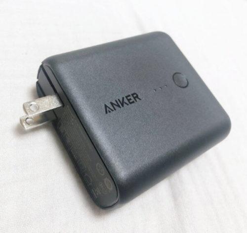 アンカーパワーコアフュージョン5000